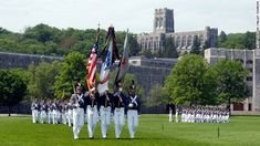 Guided tours of the U.S. Military Academy in West Point are available most days. Calling in advance is recommended.