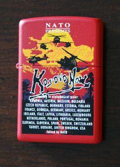 Zippo Kosovo Now red Zippo Limited Edition, Zippo Lighter, Poland, Sayings, Red, Frases, Knives, Argentina, Lyrics