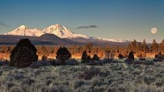 Three Sisters  Bend, Oregon