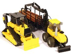 Skidder & Forwarder