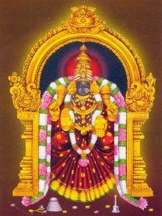Sri Padmavati - Sri Padmavati Ammavari Temple (Tiruchanur, Andhra Pradesh)