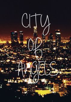 ☼ california dreaming...CITY OF ANGELS BELLA DONNA ☼