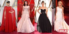 Oscars 90, Todo el Red Carpet
