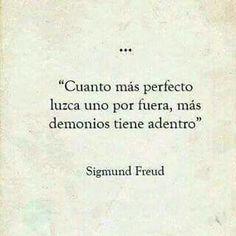 Y vaya que eres perfecta