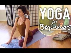 Yoga For Runners - Cool Down & Warm Up Flow For Hamstrings & Hips - YouTube