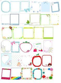메모지도안 자료 및 편지지 이름표까지! : 네이버 블로그 Bts Memes, Diy And Crafts, Scrap, Clip Art, Layout, Blog, Notebook, Organize, Cute Notes