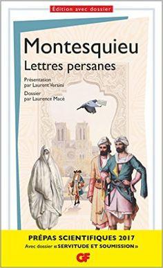 Télécharger Lettres persanes – Prépas scientifiques 2016-2017 PDF, Kindle…