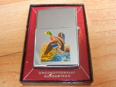 One of a kind - Extreamely Rare and never seen before: Prototype T&C MALLARD DUCK from a Vietnamese guy. Dated code 1962