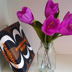 Flora Nordica (@_flora__nordica_) • Фотографије и видео записи на услузи Instagram Flora, Crepe Paper Flowers, Spring Flowers, Tulips, Unique, Handmade, Instagram, Hand Made, Plants