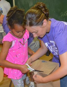 Volunteers may not necessarily have the time; but they have the heart.