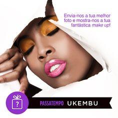 A melhor foto ganha uma sombra Parisax a levantar na loja.  Tens até dia 22 de Fevereiro para participar.  PASSATEMPO TERMINADO  Envia-nos a tua foto por mensagem privada para a nossa página de facebook. Boa sorte! ;)  #ukembu #passatempo #makeup #parisax