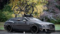 Rain Prisk imagine une Bentley Continental Shooting Brake