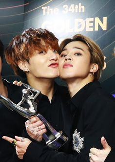 On stage, in front of cameras with billions of people watching, and m… Jimin Jungkook, Bts Bangtan Boy, Taehyung, Vmin, Jung Kook, Foto Bts, Yoonmin, Bts Group Photos, V Bts Wallpaper