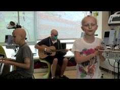 Johns Hopkins Pediatric Oncology patients and staff show off what makes them beautiful.