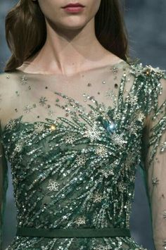Ziad Nakad Couture. Fall 2017.