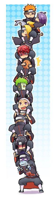 Akatsuki-Anime-Naruto-Naruto Shippuden