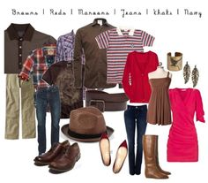 Fall Picture Clothing Ideas - What to Wear for Fall Family Pictures Family Photo Colors, Family Photo Outfits, Picture Outfits, Family Photo Sessions, Family Photos What To Wear, Fall Family Pictures, Fall Photos, What To Wear Fall, How To Wear