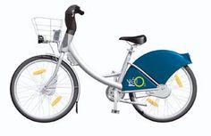 France - Cergy-Pontoise - VélO2 (360 bikes)
