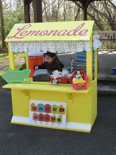 Image detail for -Little Bit Of Sanity: How To Make A Lemonade Stand Part III