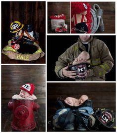 Este luchador del tamaño de una pinta: | 29 recién nacidos a quienes les fue muy bien en su primera sesión fotográfica