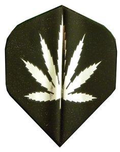 Marijuana Dart Board