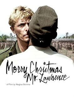 "Poster of ""Merry Christmas Mr. Lawrence"" (1983), directed by Nagisa Ôshima (1932~2013), Japan"