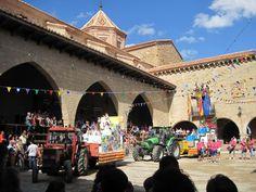 Fiestas de Cantavieja (Teruel)