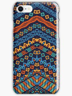 Ethnic Pattern • Also buy this artwork on phone cases, apparel, home decor und more.
