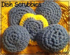 Dish scrubbies 021