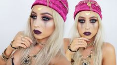 Watch in HD ♥ Click show more for further info, products details & links This look was inspired by these beautiful ladies: Bree Osborne https://www.youtube.c...