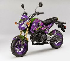 #Honda #Teenage #Mutant #Ninja #Turtle  #Groms #LetsGetWordy