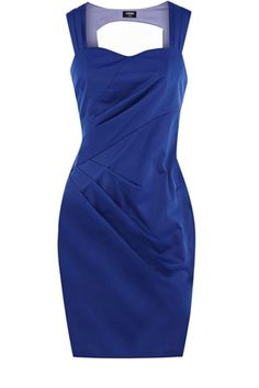 WOW! An amazing new weight loss product sponsored by Pinterest! It worked for me and I didnt even change my diet! Here is where I got it from cutsix.com - Cobalt Blue Party Dress