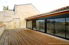 Bordeaux : Duplex avec terrasse aux Chartrons