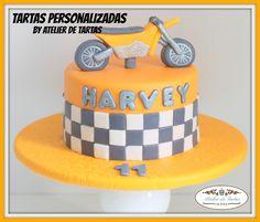 Atelier de tartas, tartas decoradas fondant, decorated fondant cake, tartas…
