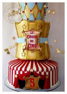 Bolo circo