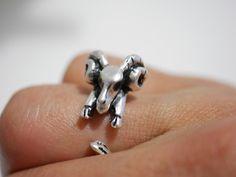 Ringe - Widder Ring ✮ größenverstellbar ✮ Sternzeichen - ein Designerstück von…