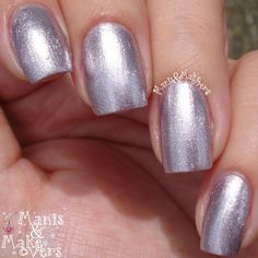 """Manis & Makeovers: Catrice """"Must-have STEELetto"""" http://manisandmakeovers.blogspot.com/2014/11/catrice-must-have-steeletto.html"""