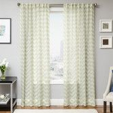 Found it at Wayfair - Fortune Curtain Panel