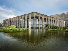 Oscar Niemeyer Palacio do Itamaraty