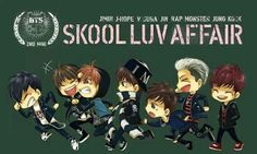 Image discovered by ChoiSeokYoon. Find images and videos about kpop, bts and jungkook on We Heart It - the app to get lost in what you love. Vixx, Wattpad, Jimin J Hope, Bts Skool Luv Affair, Nct, Bts School, Le Zodiac, Bts Anime, Manga Anime