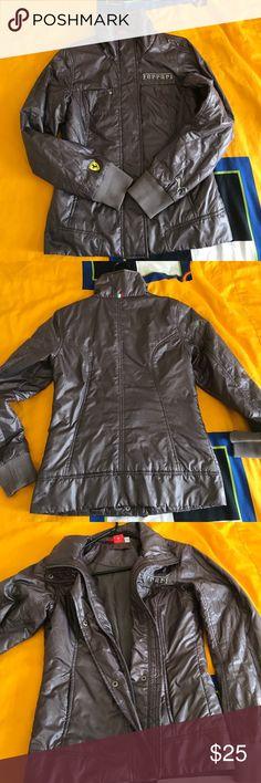 Puma Ferrari Jacket Cute fall/spring jacket; excellent condition Puma Jackets & Coats