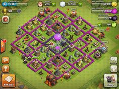 Clash Games provides latest Information and updates about clash of clans, coc updates, clash of phoenix, clash royale and many of your favorite Games Clash Of Clans, Clash Games, Clash Royale, Sully, My Town, Town Hall, User Interface, Troops