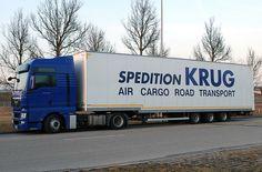 Spedition Krug, Air Cargo Road Transport, Klaus Brandmaier's Photostream
