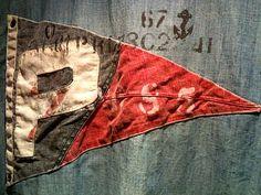 SANFORIZED flag / jack's room
