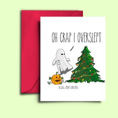 53 best funny greeting cards images on pinterest in 2018 funny christmas printable card funny halloween themed holiday greeting cards m4hsunfo