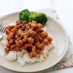 Photo by Photo guide to making general Tso's Chicken at home.