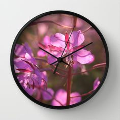 Wall Clock • 'Geitrams makro' • IN STOCK • $30.00 • Go to the store by clicking the item.