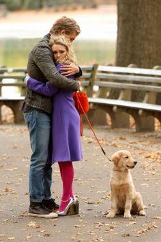 AnnaSophia Robb & Austin Butler as Sebastian Kydd and Carrie Bradshaw