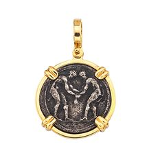 Ancient silver nero coin 14k gold pendant july 19th auction fine ancient silver nero coin 14k gold pendant july 19th auction fine jewelry and custom designs by eric olson pinterest gold pendant coins and pendants aloadofball Image collections