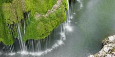 This Waterfall Looks Like Something Right Out Of A Fairytale Yes.